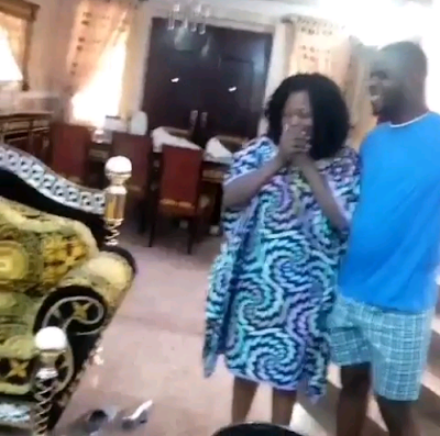 Funke Akindele Gets Loads Of Luxury Suprise Gifts From Her Hubby JJCSkillz