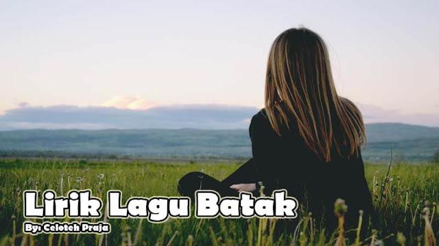 Lirik Lagu Batak Sai Tumatangis Au Amang |Lobi Sappulu Taon