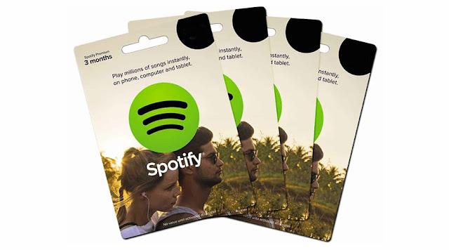 Kad Spotify