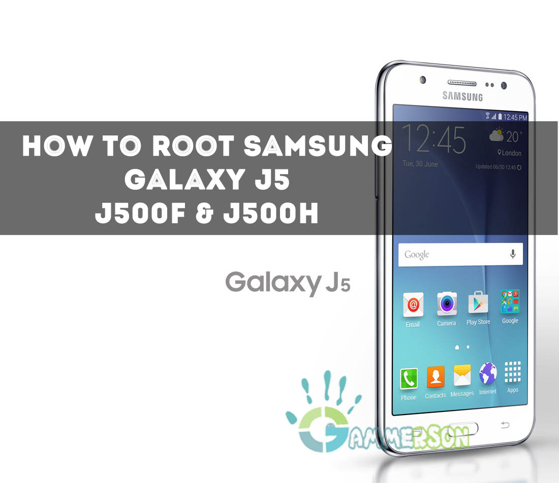Steps] How To Flash TWRP Recovery On Galaxy J5 And Root [J500F & J500H]