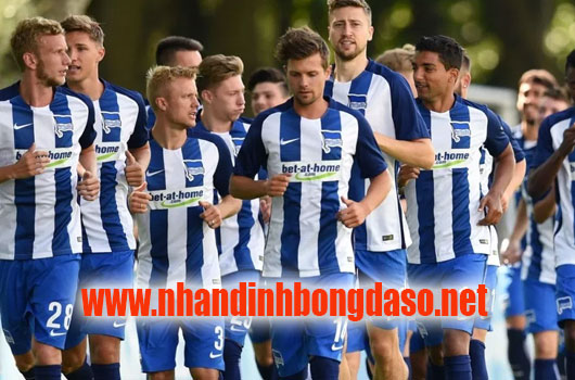 Hertha Berlin vs Ostersunds www.nhandinhbongdaso.net