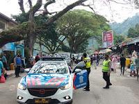 Polres Ponorogo : Kawal Dan amankan Kunjungan GDTC Internasional Di Objek Wisata Telaga Ngebel