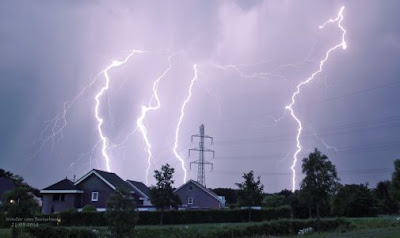 أجواء باردة مع أمطار الغزيرة ورياح القوية تؤثر على هولندا خلال الأسبوع القادم