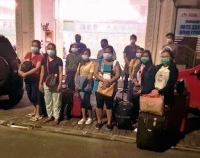 Penyalur PMI Ilegal Diamankan Polisi di Pelabuhan International Batam Centre