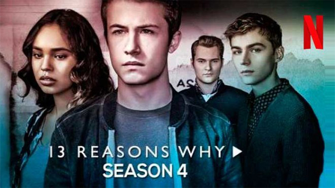 13 Reasons Why (2020) Temporada 4 Web-DL 1080p Latino-Castellano-Ingles