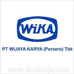 Lowongan Kerja PT Wijaya Karya (WIKA) Terbaru Bulan Agustus 2017