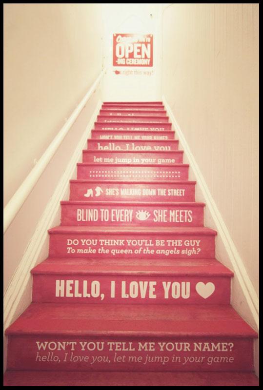 Los Hogares Que Habitamos Escaleras Para Subir Escaleras