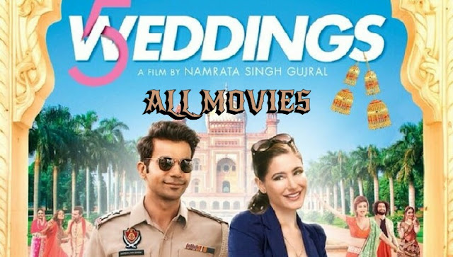 5 Weddings Movie pic