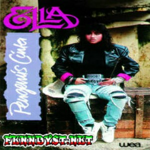 Ella - Pengemis Cinta (1989) Album cover