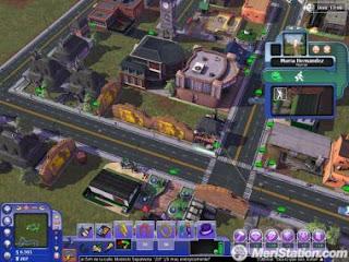 Sim City Societies (PC) 2007