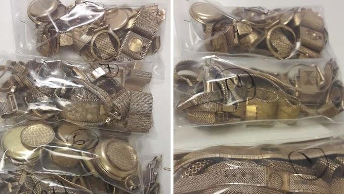 Juez penal de la Ciudad Autónoma de Buenos Aires ordenó vender 10 kilos de oro y repartir lo recaudado con Madres del Dolor y otras tres ONGs