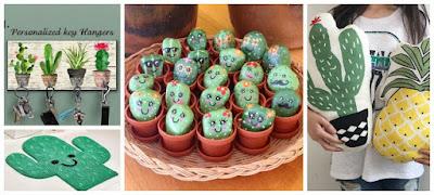 cactus-decoración