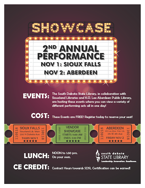 2nd annual performance showcase - poster
