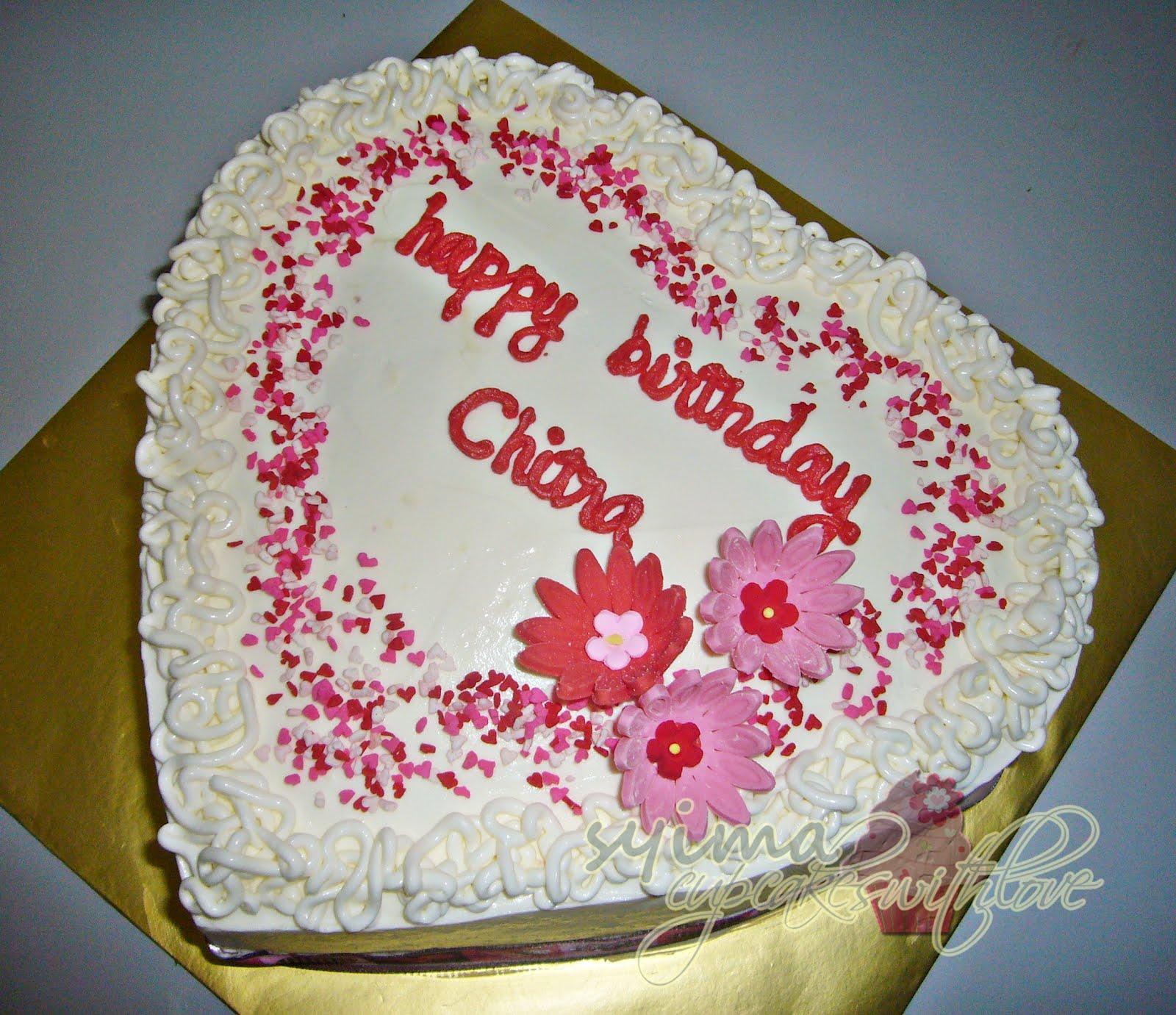 Happy Birthday Indu Cake