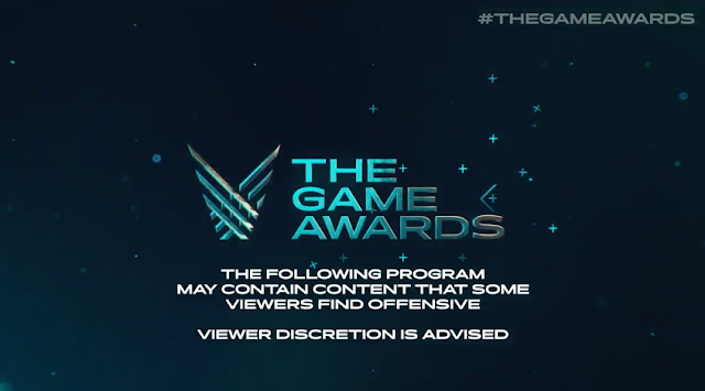 The Game Awards 2019 viewer discretion is advised content warning