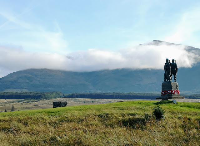 Commando Memorial - Fort William and the surrounding area