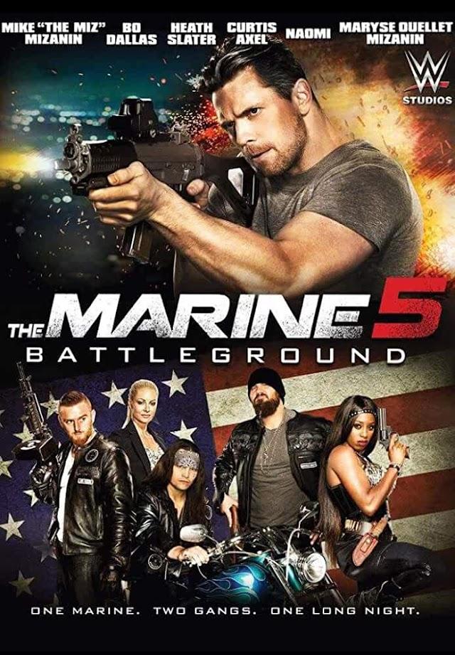 The Marine 5 Battleground 2017 x264 720p Esub BluRay Dual Audio English Hindi GOPI SAHI