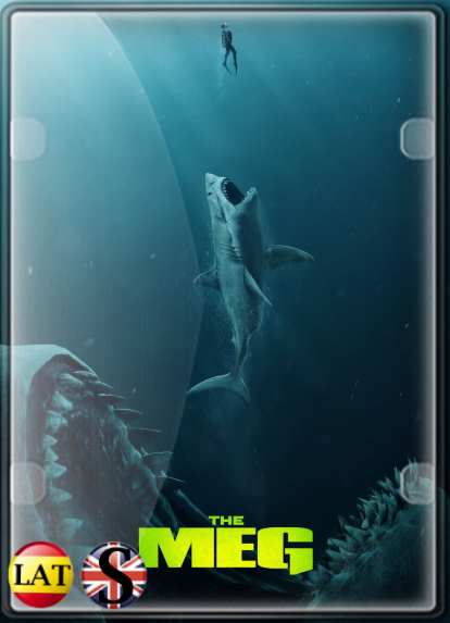 Megalodón (2018) FULL HD 1080P LATINO/INGLES
