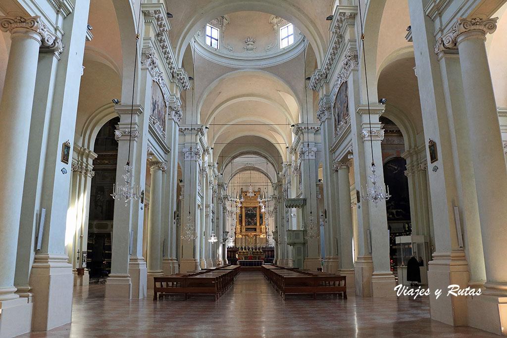 Basílica de San Domenico de Bolonia