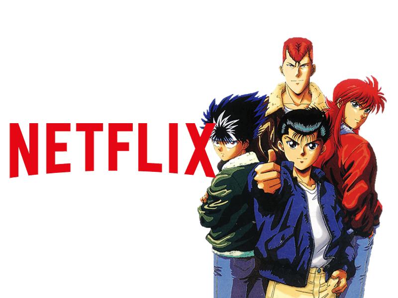 Ghost Fighter AKA Yu Yu Hakusho coming to Netflix PH on June 26!