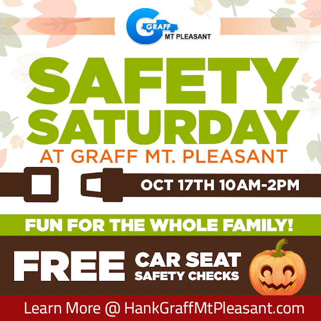 Safety Saturday at Graff Mt. Pleasant