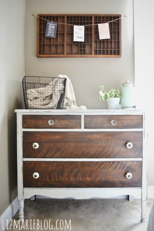The Ultimate Inspiration Guide For Painted Furniture Makeovers Little House Of Four Creating