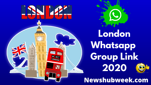 Join Active London Whatsapp group link