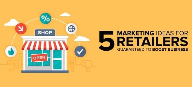 best retail marketing solutions top retailer advertising strategies