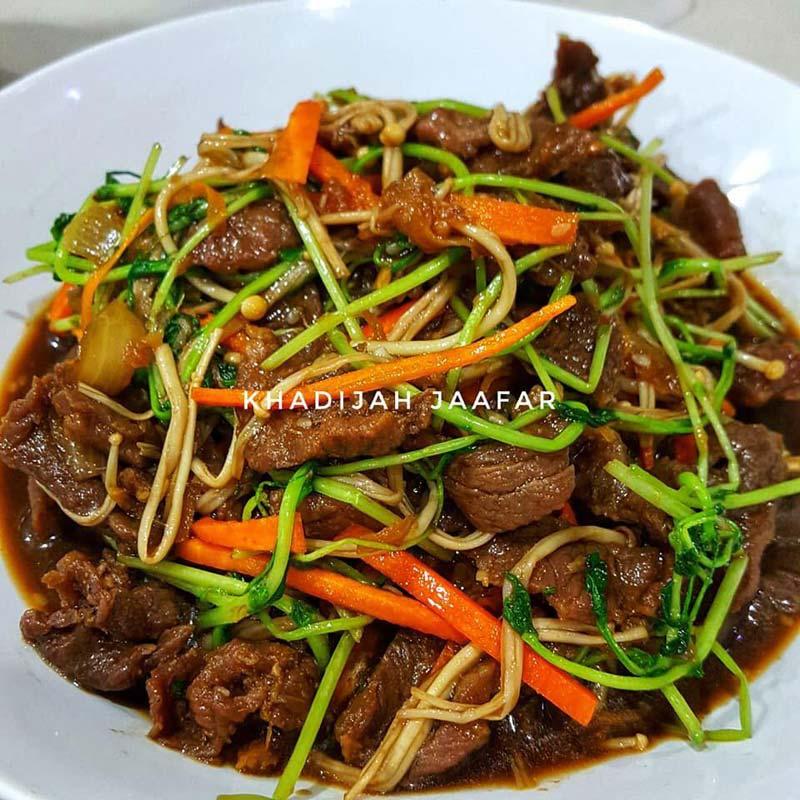 resepi daging bulgogi