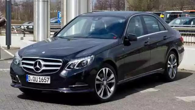 2016 Mercedes E Class