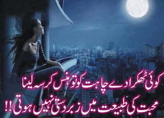 Best Urdu Shayari For Lover for man
