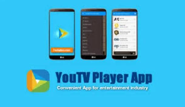 تحميل برنامج You TV Player لمشاهدة جميع قنوات العالم على هاتفك