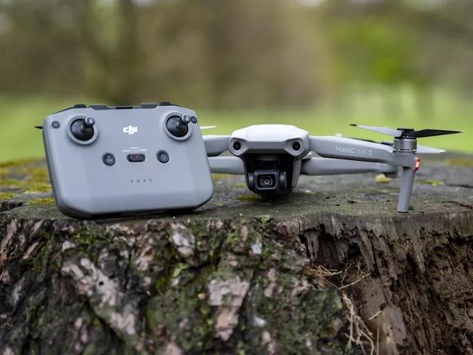 Sorteio de um Drone DJI Mavic Air 2