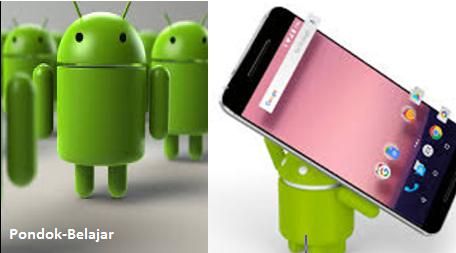 Cara Flashing (instal ulang) handphone android
