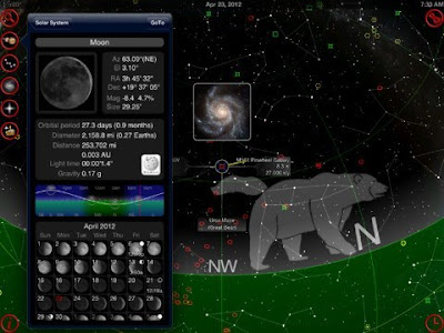 GoSkyWatch Planetarium for iPad