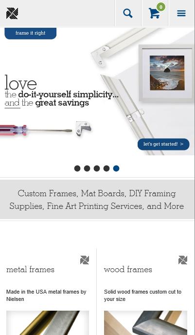 Picture Framing Blog - A Good Frame of Mind