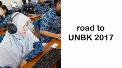 Jadwal Penting UNBK 2017, Simulasi, UNBK Utama dan Pengolahan UNBK
