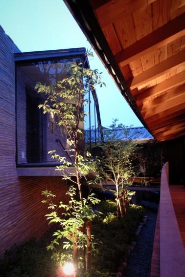 Villa Di Raizan, Jepang