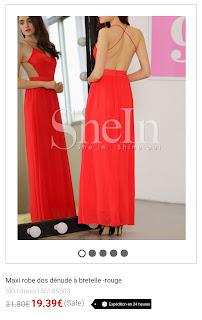 https://fr.shein.com/Red-Spaghetti-Strap-Backless-Maxi-Dress-p-197670-cat-1727.html?utm_source=unblogdefille.blogspot.fr&utm_medium=blogger&url_from=unblogdefille