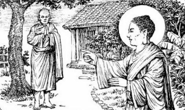 Học tập đức hạnh nhường nhịn của Ngài Xá-Lợi-Phất ắt thọ sinh cõi an lành