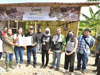 Bamsoet Serahkan Bantuan kepada Petani dan Peternak Millineal di Bogor