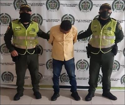 En La Granja cayó jíbaro solicitado por orden judicial
