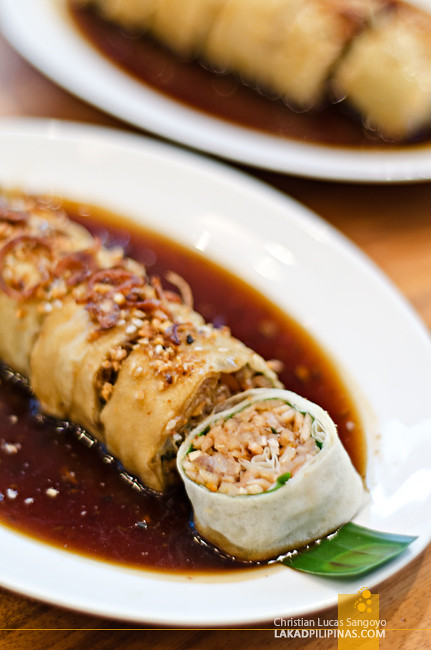 Simple Lang Restaurant Lumpia