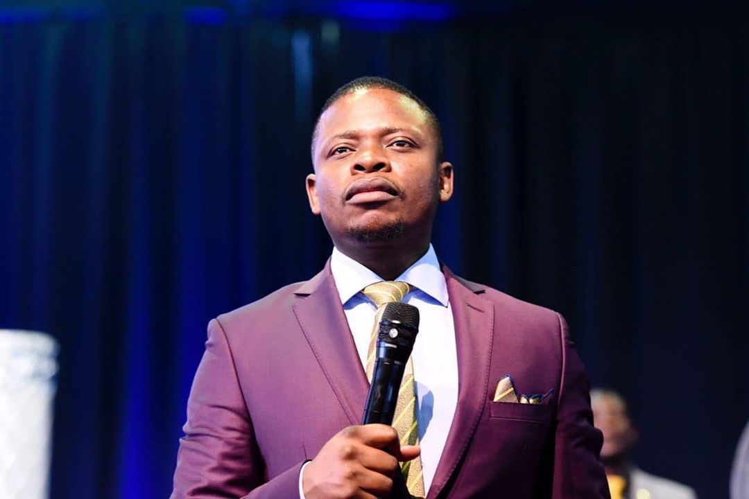 Prophet Bushiri BUSTED Cheating With Zimbabwe Former Finance Minister's Wife Rachel J?
