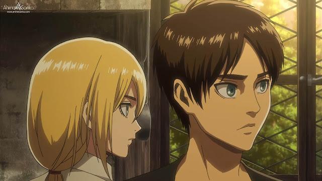 جميع حلقات انمى Shingeki no kyojin الموسم الثالث بلوراي BluRay مترجم أونلاين كامل تحميل و مشاهدة