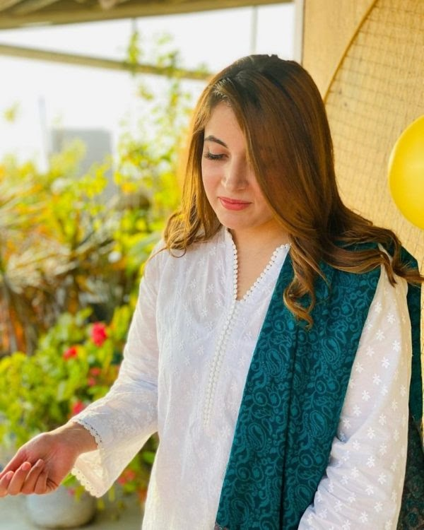 Shagufta Ijaz daughter Anya Ali