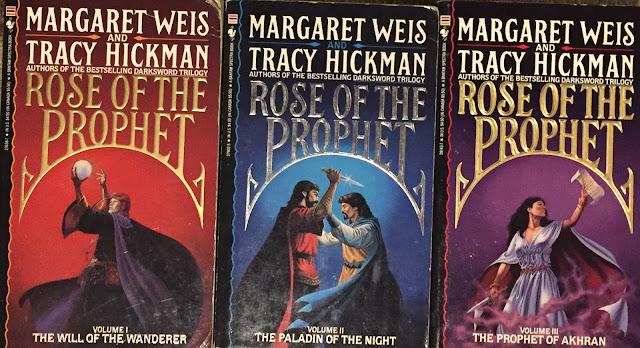 Lecturas de Fantasía - La Rosa del Profeta