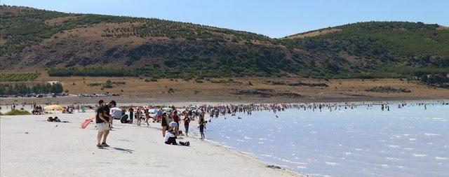 السياحة في تركيا - مالديف تركيا تشهد ارتفاعاً بعدد الزوار خلال عطلة العيد