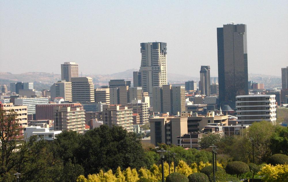 Pretoria, Kryeqyteti i Afrikës së Jugut