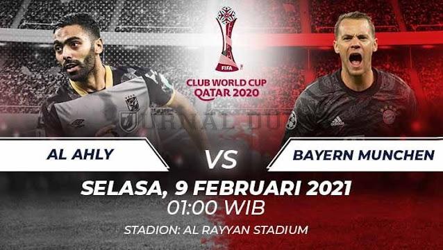 Prediksi AL Ahly Vs Bayern Munchen